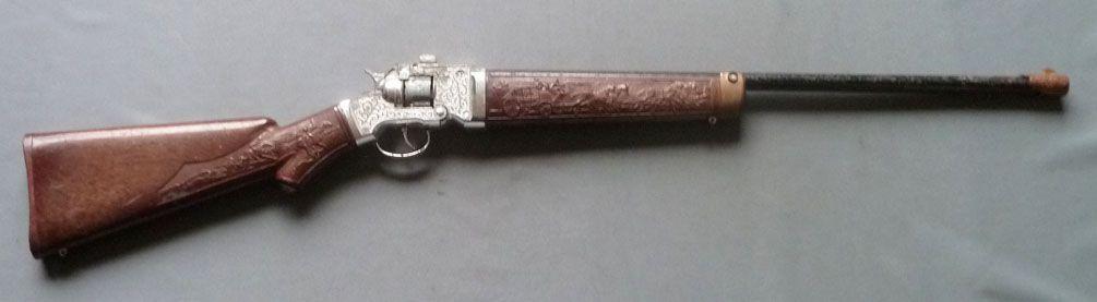 Carabine Far West à Amorce - Trail Blazer - Métal & Plastique