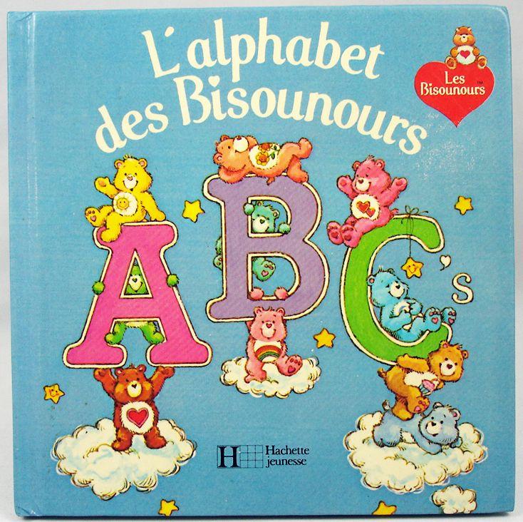 Bisounours - Livre - L\'alphabet des Bisounours - Hachette Jeunesse
