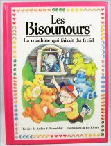 Care Bears - Book - La machine qui faisait du froid - Parker