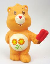 Care Bears - Kenner - Miniature - Friend Bear offering half of an ice lolly (loose)