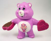 Care Bears - Kenner - Miniature - Share Bear loves to share chocolates (loose)