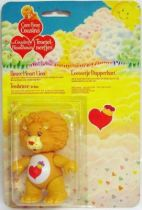 Care Bears - Kenner action figure - Brave Heart Lion