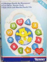 Care Bears - Puzzle Clock - Funshine Bear