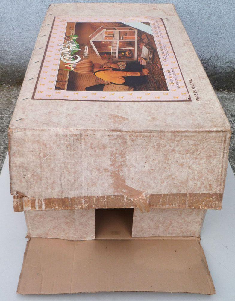 Caroline\'s Home - Maison de Poupées Electrifiée 70 cm Neuve Boite