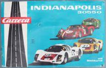 Carrera Universal 30550 - Coffret Circuit Indianapolis Ferrari 312P Porsche 908 Pistes Poignées