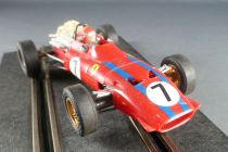 Carrera Universal 40405 - Red with Blue Stripes F1 Ferrari Spaghetti N°71