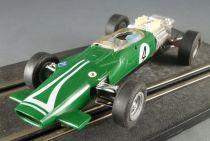 Carrera Universal 40406 - Lotus F1 Verte N° 4 à restaurer