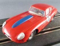 Carrera Universal 40425 - Jaguar Type E Rouge N° 6