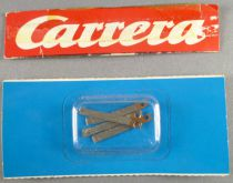 Carrera Vintage - 4 Contact Brushes for Slot Car Mint on Card 1:43 1:32