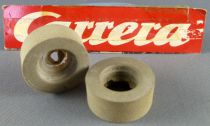 Carrera Vintage - 8 Tyres for Slot Car Mint on Card 1:43 1:32