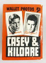 Casey & Kildare - Topps Trading Cards (1962) - Série complète 110 cartes + 1 pochette