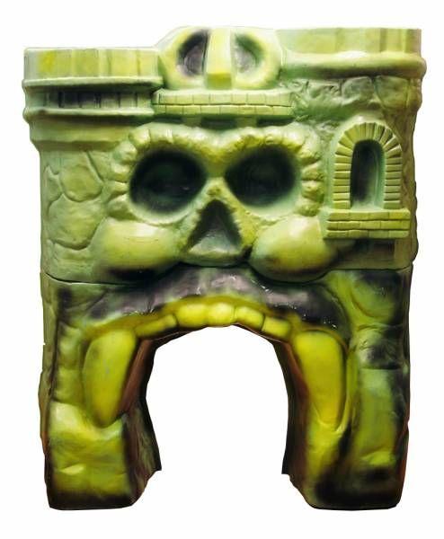 Castle Grayskull - Gigantic Masters of the Universe Store display - Mattel