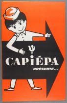 Catalog Lealet Capiepa 1963 + Miro Board Games