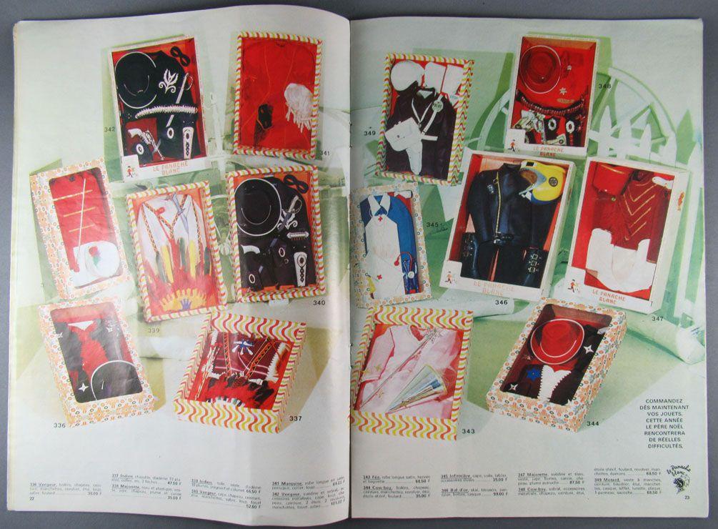 Catalogue Jouets 1974 Joustra Bella Sitap Ceji Cofalu Lima Strombecker