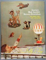 Catalogue Jouets Dolly Toy Co 60\'s Décoration Chambre Enfant Disney