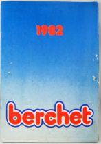 Catalogue professionnel Berchet 1982