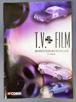 Catalogue professionnel Corgi (TV & Film) 2003