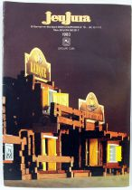 Catalogue professionnel JeuJura France 1980 et 198383