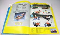 Catalogue professionnel Miro-Meccano France 1981