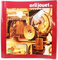 Catalogue professionnel Orli Jouet France 1980