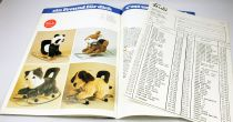 Catalogue professionnel Trudi Giocattoli Italie 1982