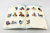 Catalogue Schleich 1998 - Le Monde Incroyable des Schtroumpfs 1998 (40ème Anniversaire) Hollande