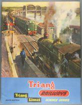 Catalogue Tri-ang Lionel Railways 1963 9ème Edition - Trains  Ho Oo Tt Locos Wagons Voitures Accessoires