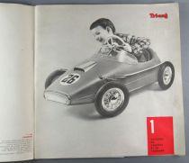 Catalogue Triang 1961 + Tarifs - Voitures à Pédales Tricycles Kart