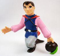 Cendrillon - Figurine PVC Comic Spain - Prince Charmant