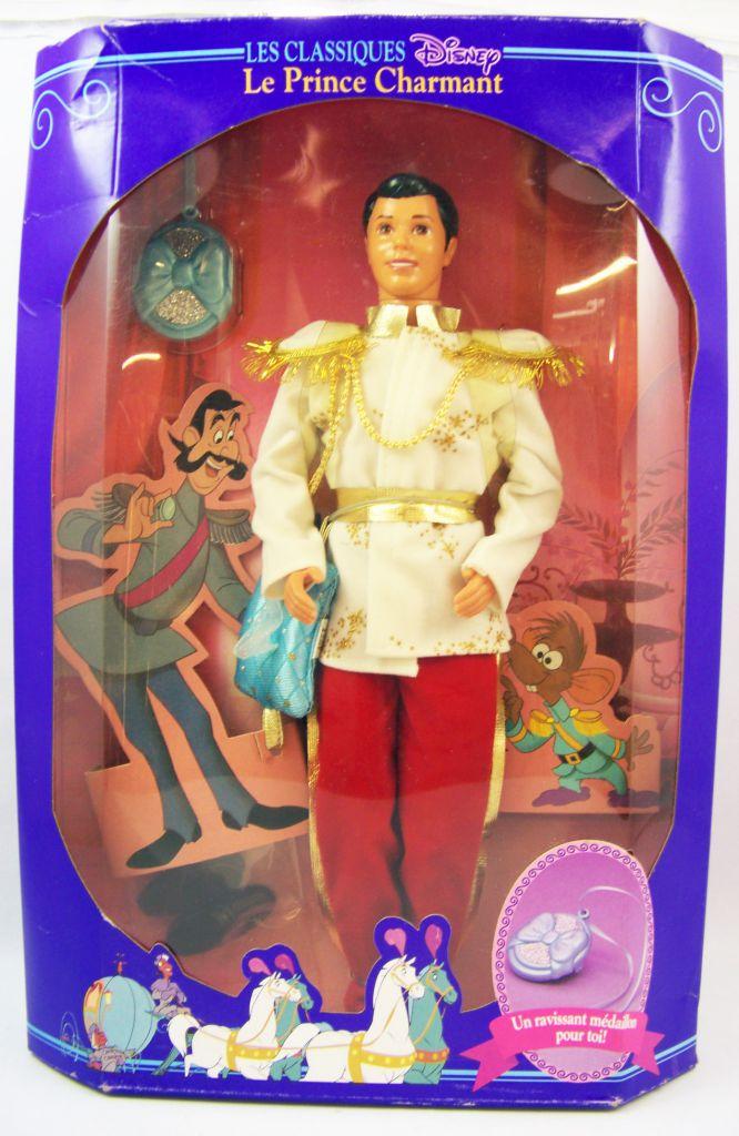Cendrillon - Le Prince Charmant - Poupée Mattel 1992 (ref.1625)