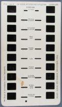 Cendrillon - Lestrade - Planche de 10 Images Stéréocospiques
