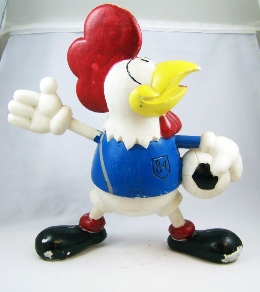 Championnat d\'Europe 1984 (France) - Peno (40cm) Mascotte Officielle 01