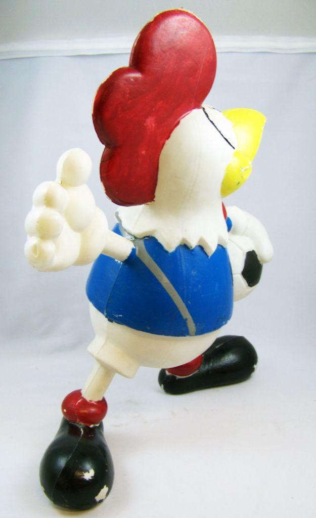 Championnat d\'Europe 1984 (France) - Peno (40cm) Mascotte Officielle 04