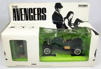 Chapeau Melon et Bottes de Cuir (The Avengers) - La Bentley Vintage de John Steed - Corgi Classics