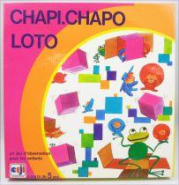 Chapi Chapo - Jeu de Loto d\'observation - Ceji