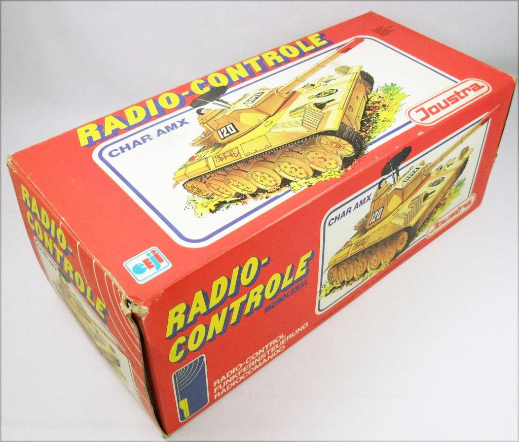 Char AMX (Radio-Controle) - Ceji / Joustra Ref.5014
