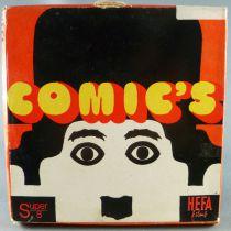 Charlie Chaplin - Film Super 8 N&B Hefa 1510 - Charlot Dentiste