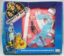 "Charlie\'s Angels - ""Very Special Slalom\"" accessory set - Raynal Hasbro"