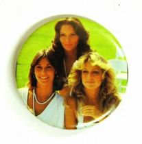 Charlie\'s Angels - Button (Jill, Kelly & Sabrina)