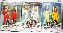Charlie\'s Angels - Jill, Kelly & Sabrina - Mint on card 8 inches Dolls Hasbro 1977