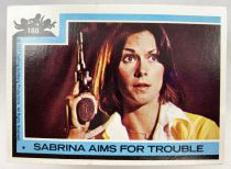 Charlie\'s Angels - Topps Trading Bubble Gum Cards (1977) - Complete series #4 of 65 cards + 10 stickers