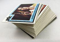 Charlie\'s Angels (Drôles de Dames) - Topps Trading Bubble Gum Cards (1977) - Série 4 complète 65 cartes + 10 stickers