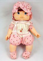Charlotte aux fraises - 12\'\' Baby Strawberry Shortcake  Bébé Charlotte aux Fraises 30cm (loose)