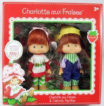 Charlotte aux Fraises - Charlotte aux Fraises & Clafoutis Myrtille - The Bride Direct Kanai Kids