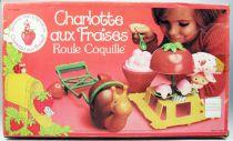 Charlotte aux fraises - Snail Cart / Roule-Coquille (version Meccano avec poupée bonus)