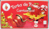Charlotte aux fraises - Snail Cart / Roule-Coquille