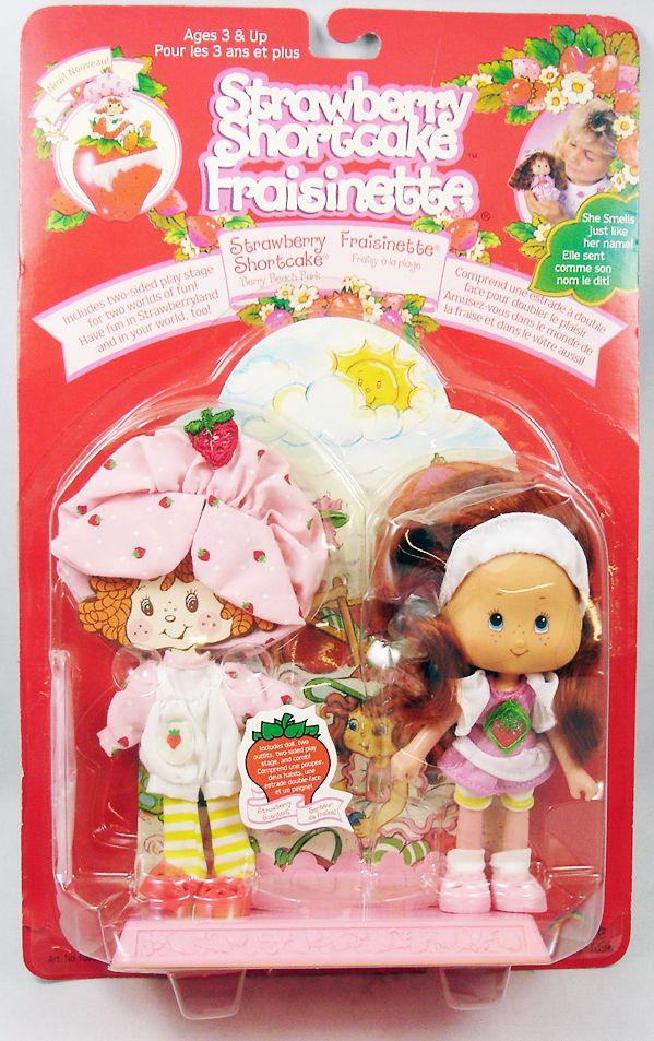 "Charlotte aux Fraises THQ - Strawberry Shortcake \""Berry Beach Park\"" (Fraisinette)"