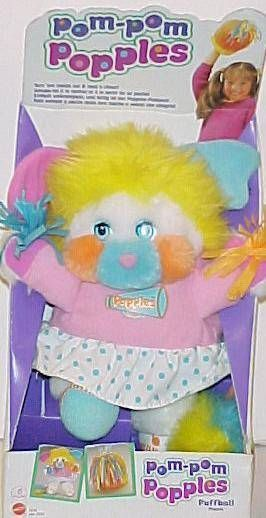 Cheerleader Puffball Popple