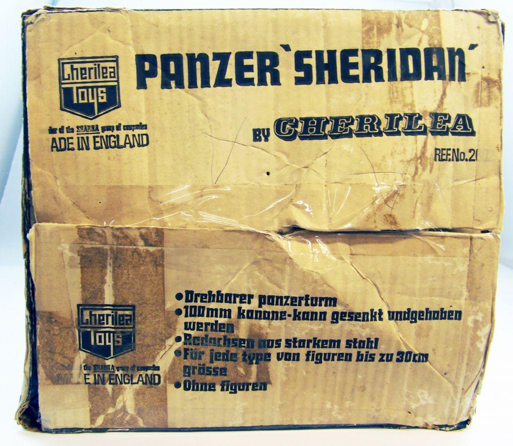 Cherilea - Sheridan Tank (Char) - Réf 2602 06