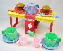 Cherry Merry Muffin - Accessoires - Snack \'n Serve Muffin Mix Table / Boite à gâteaux Table (loose)
